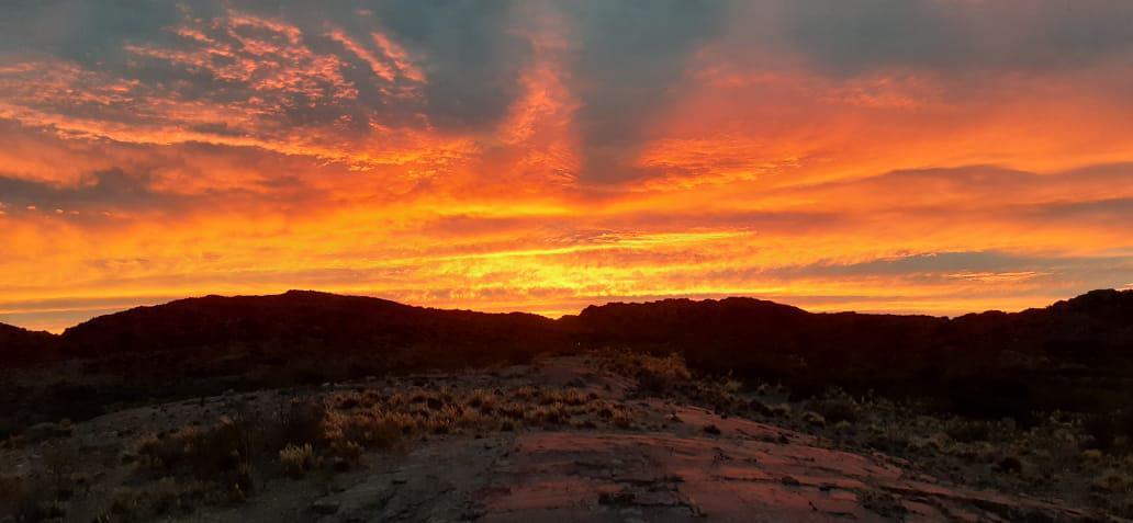 Cruce de la Meseta del Lago Buenos Aries, 100 km de trekking y aventura 04