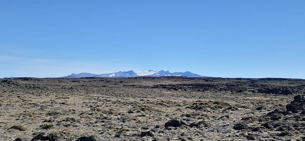 Cruce de la Meseta del Lago Buenos Aries, 100 km de trekking y aventura 15