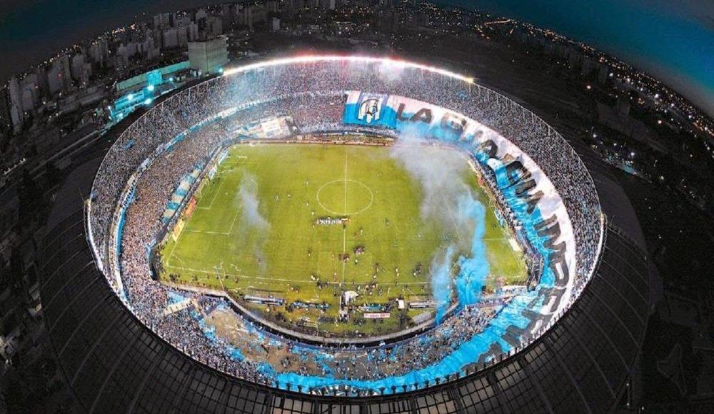 El Estadio Del Racing Club El Cilindro De Avellaneda Cumple 70 Años