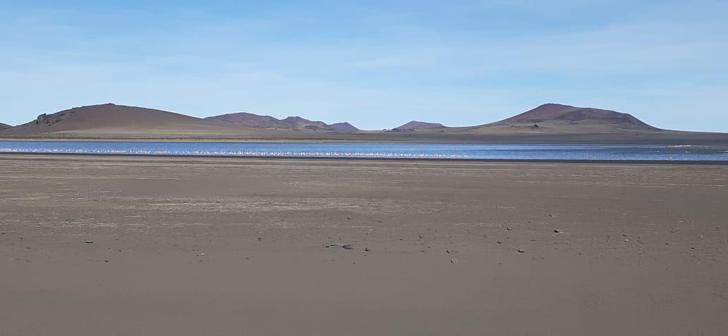 Cruce de la Meseta del Lago Buenos Aries, 100 km de trekking y aventura 07