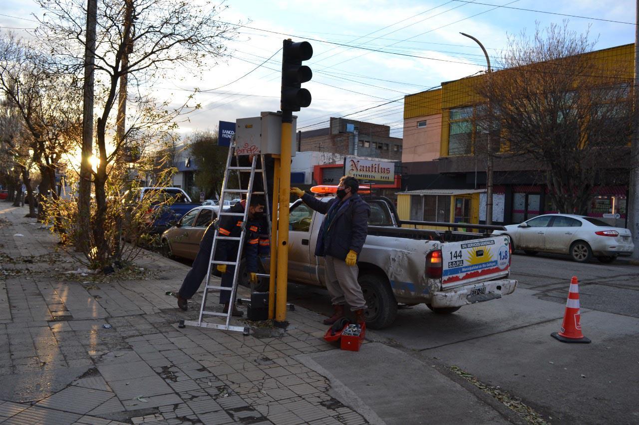SOP-Recambio del controlador del sistema de semáforos de avenida Kirchner -TARDE - 09_06- SIN SELLO-3